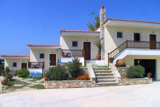 pandora apartment in skiathos