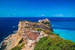 skiathos island pandora saint castle